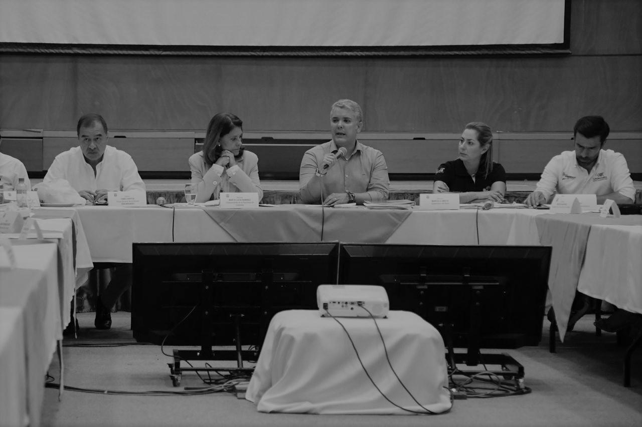 Se lleva a cabo Consejo Ampliado de Ministros en Villavicencio