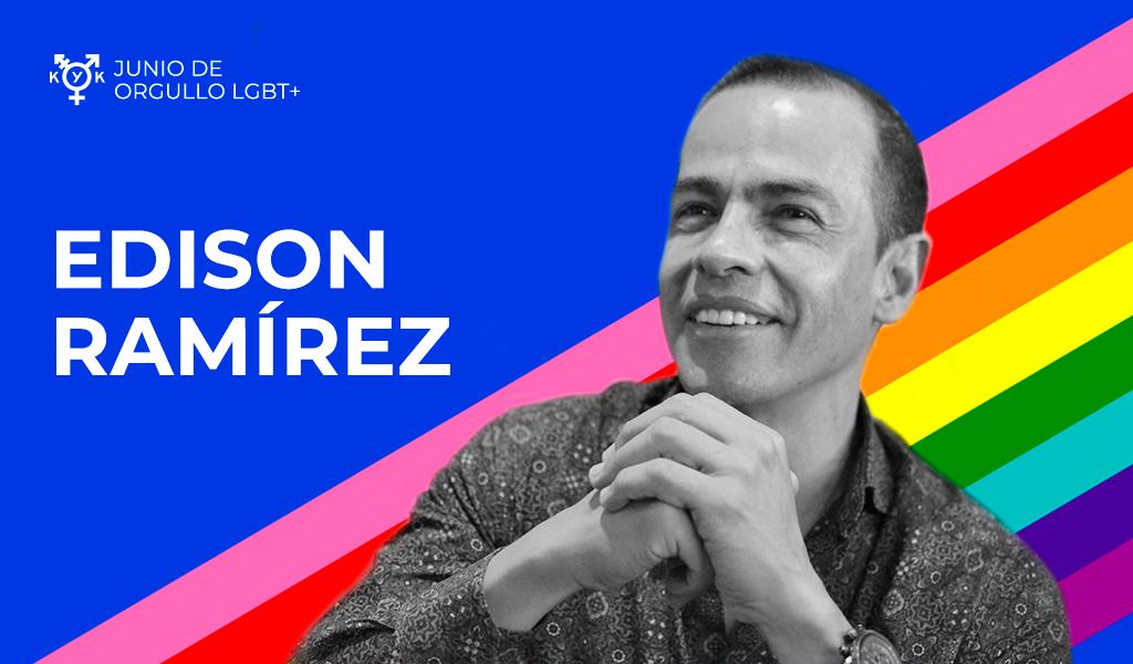 Edison Ramírez, el creador del 'Disneyland gay' colombiano