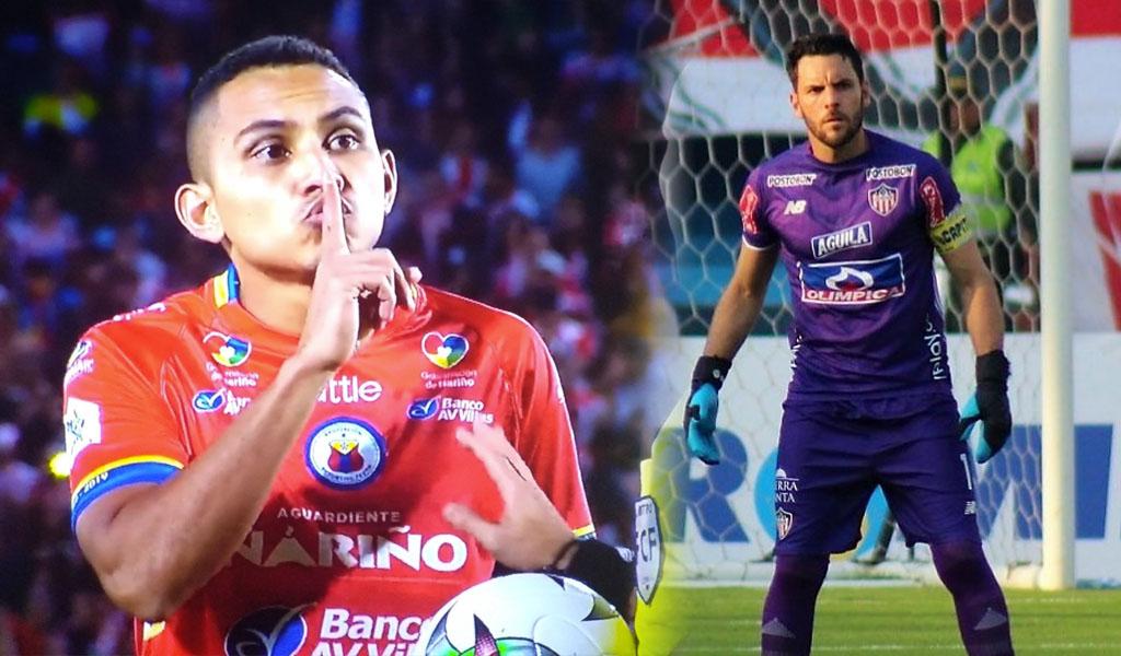 Jugadores del Pasto insultan a Sebastián Viera