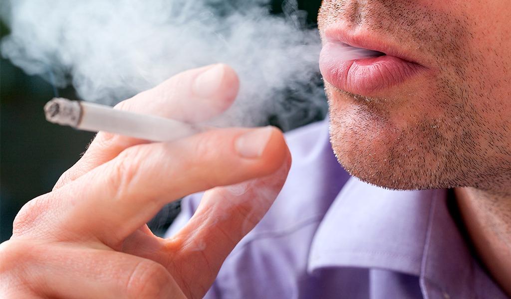 Sí se puede fumar en parques de Bogotá