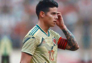 ¿James Rodríguez se aleja del Napoli?