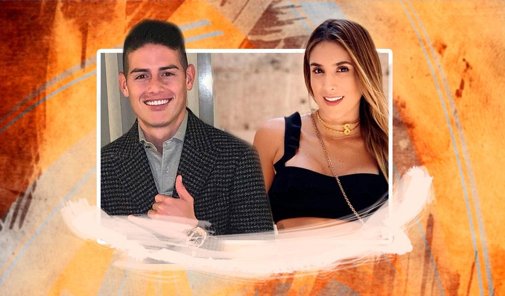 La mención especial de Daniela Ospina a James