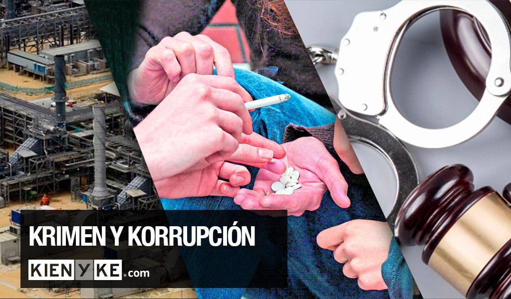 Los casos de corrupción y crimen de la semana