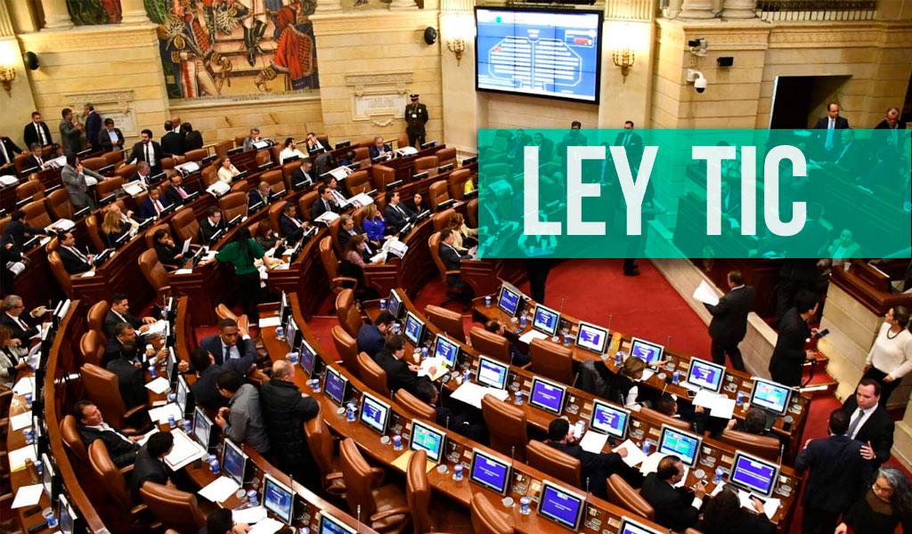 Aprueban en último debate ley de modernización de las TIC