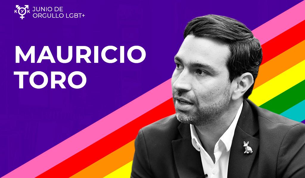 La homosexualidad es parte de mi bandera política