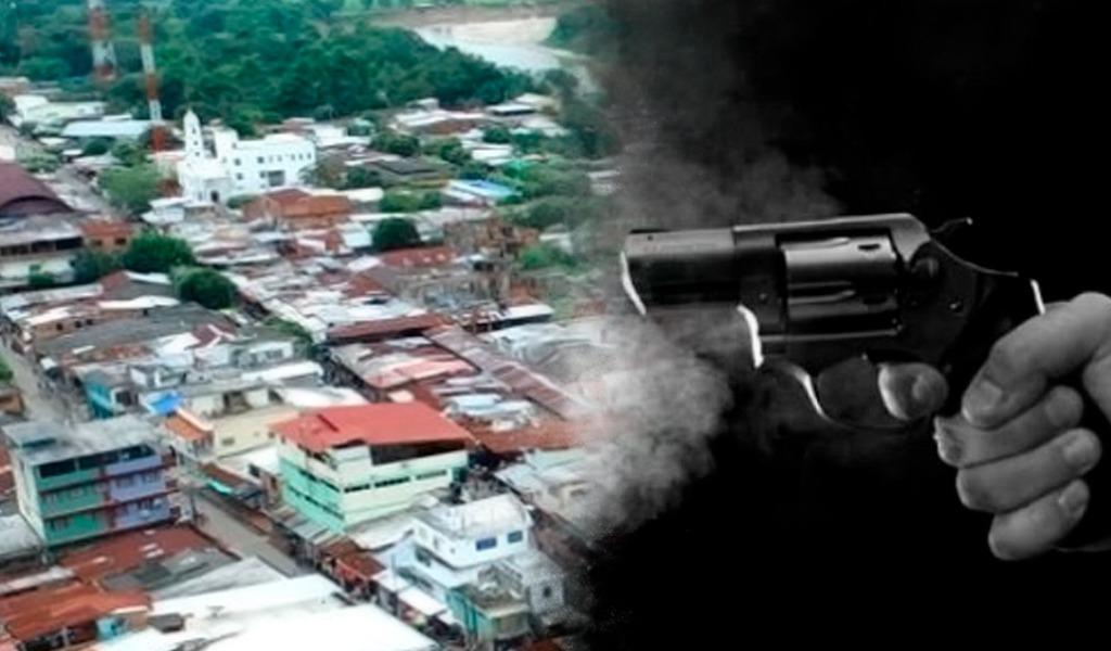 Al menos 10 muertos por balacera en la frontera