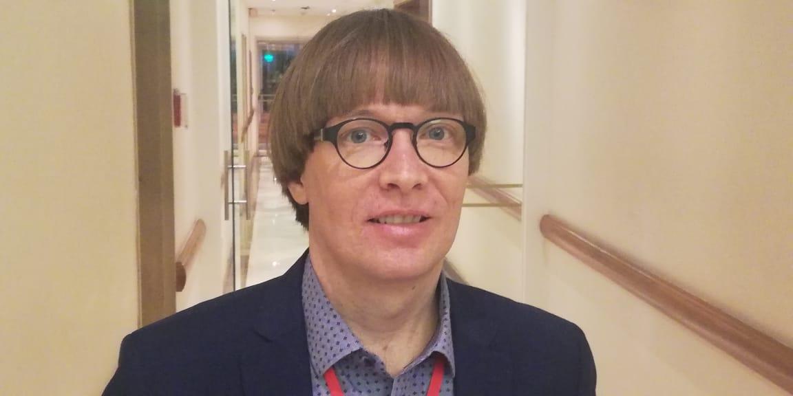 Pasi Loman profesor finlandés