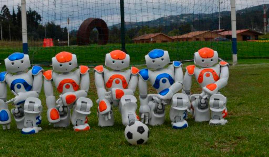 Colombia clasificó al Mundial de Fútbol de robots