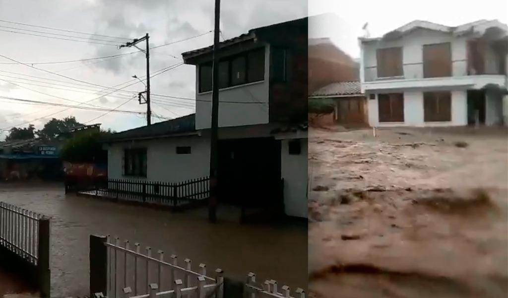 Lluvias generan emergencias en Roldanillo, Valle del Cauca