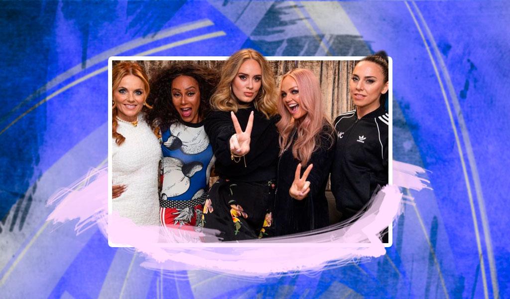 Adele, Spice Girls