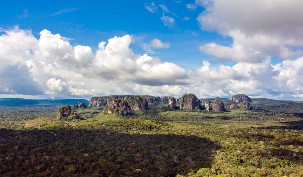 parque nacional, amazonia, colombia, ecoturismo