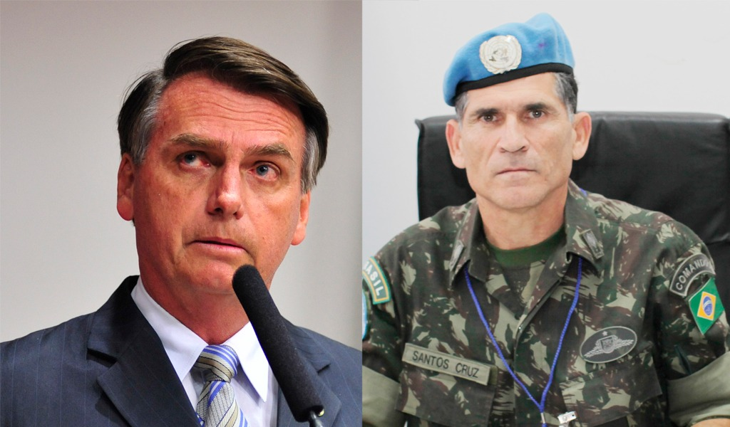 Bolsonaro destituye al ministro de Secretaría de Gobierno