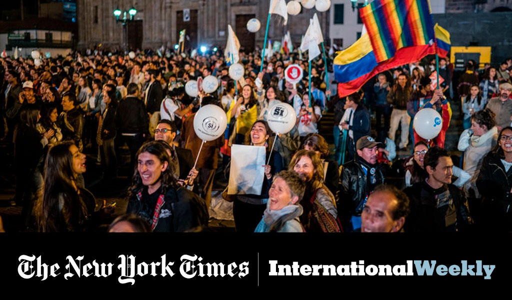 De cumplirse, acuerdo de paz en Colombia tardaría años