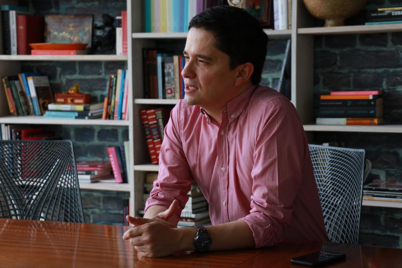 Tenemos una deuda con los bogotanos: José Daniel López