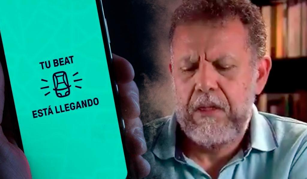 Padre Linero denuncia en Twitter mala experiencia