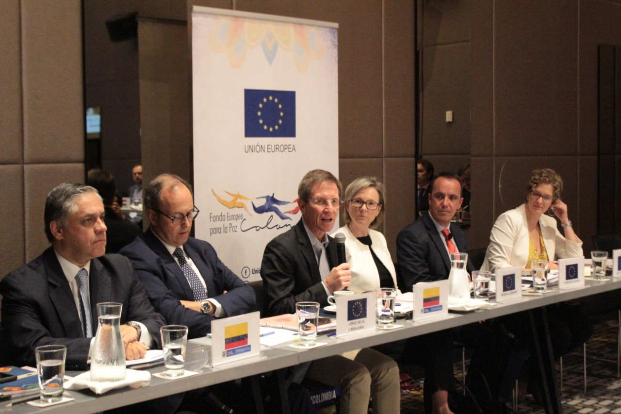 Unión Europea valora positivamente Acuerdo de Paz