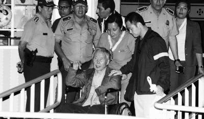 Fujimori recibió alta médica y vuelve a la cárcel