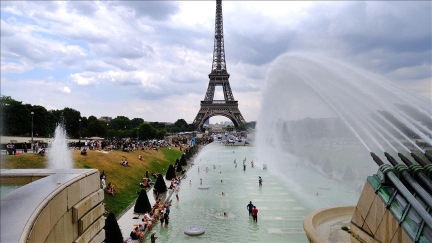 Ola de calor en Europa rompió récords