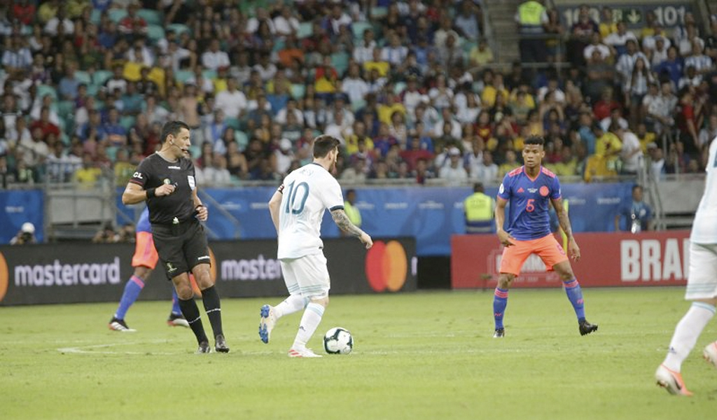 Colombia rompe racha negativa frente a Argentina