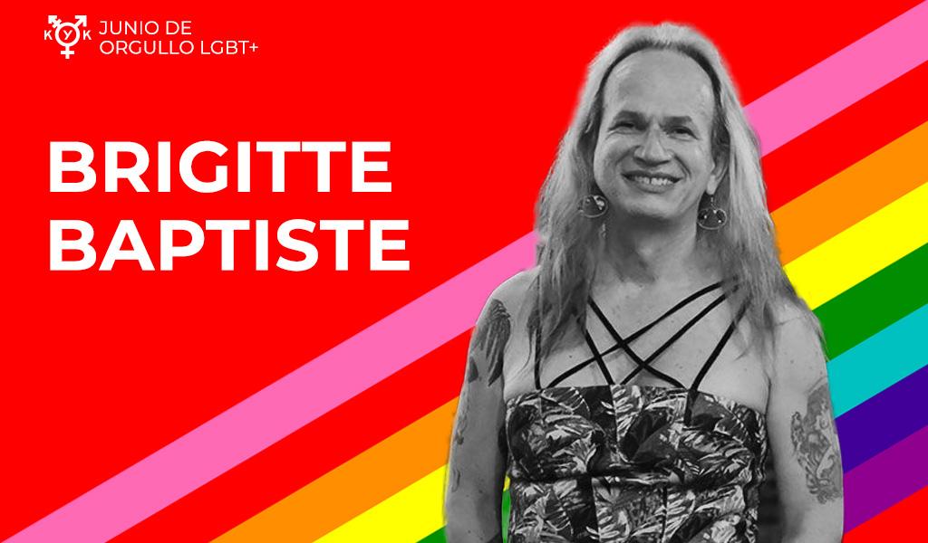 Brigitte Baptiste, prueba tangible del futuro sexodiverso