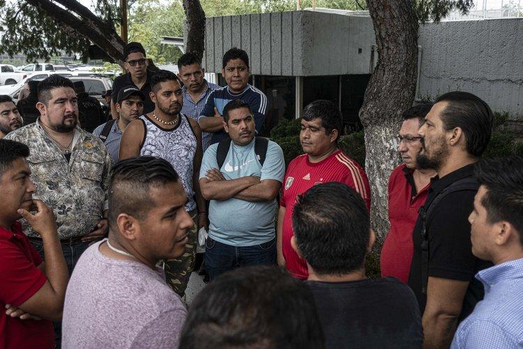 Los cambios de AMLO llegan a los sindicatos mexicanos