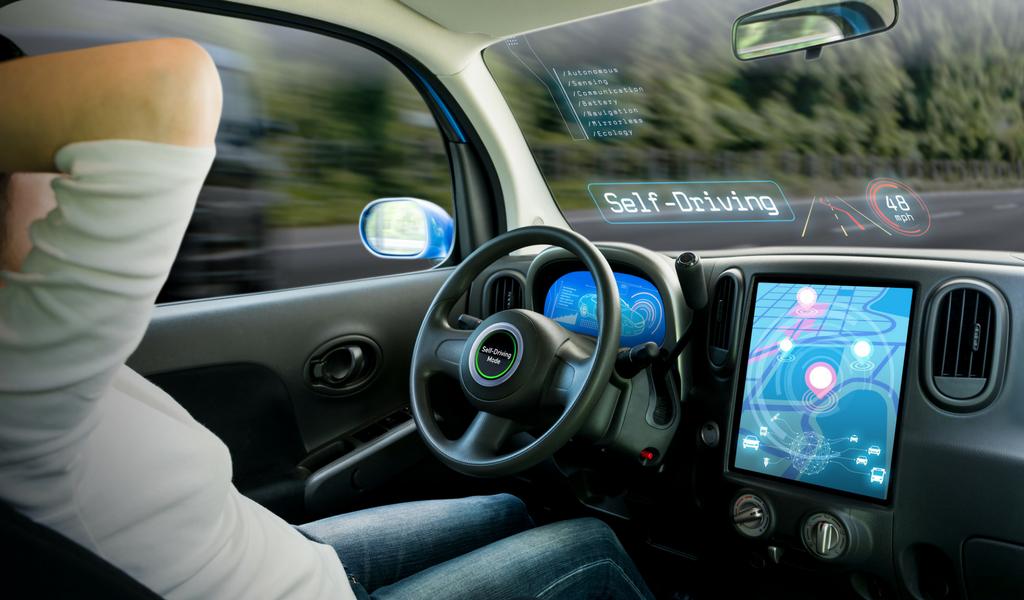 carros autónomos