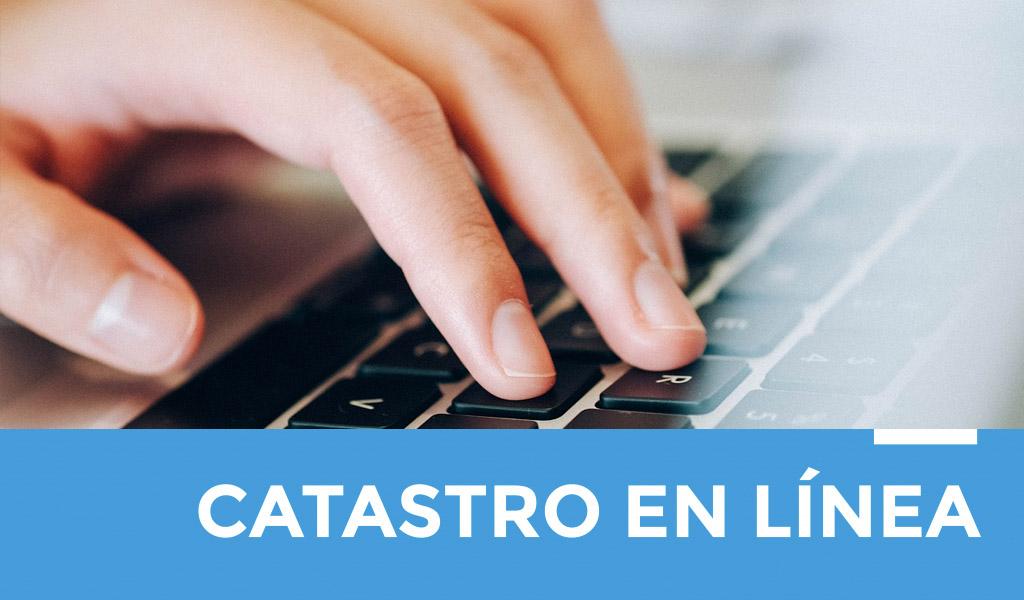 20 trámites en línea y gratuitos que ofrece Catastro