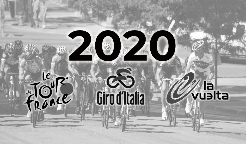 Ciclismo 2020 Calendario.El Tour El Giro Y La Vuelta Sufren Cambios En Su Calendario