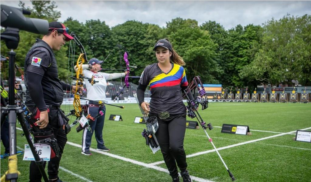 Campeonato Mundial de Tiro con Arco, Mundial de Tiro con Arco, tiro con arco, Federación de Arqueros de Colombia