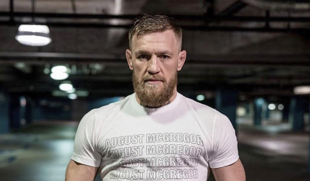El cambio de look de Conor McGregor