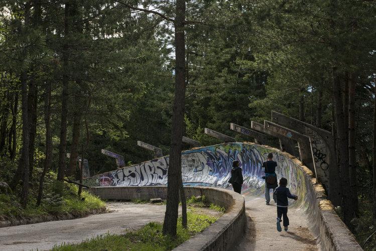 Bosnia ostenta un paisaje digno de un cuento de hadas