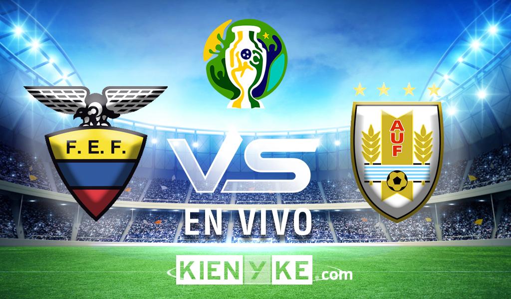 Ecuador debuta perdiendo ante Uruguay 4-0