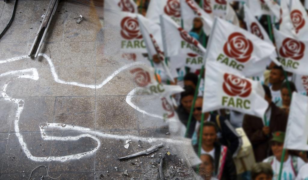 Asesinato, exguerrillero, guerrilla, proceso de paz, crimen