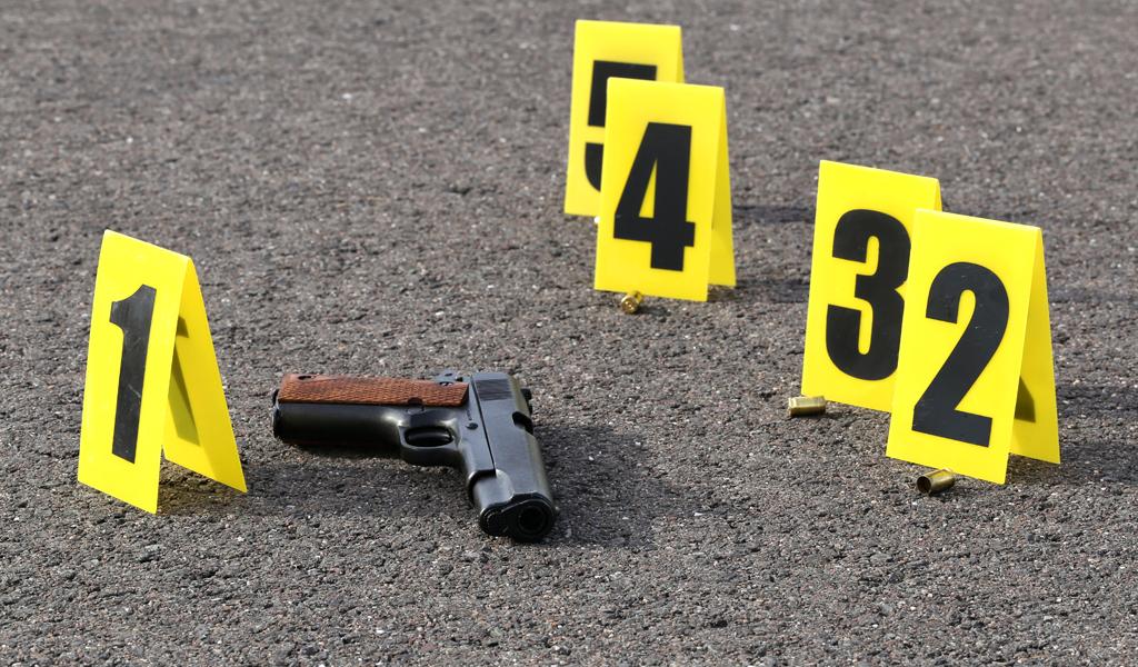 Hurto, tiroteo y captura en operación policial