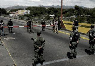 Anuncian cierre de fronteras por paro del 21N