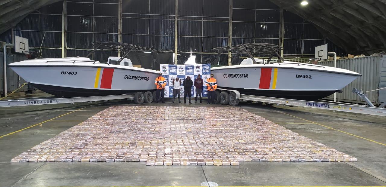 Incautaron 2900 mil kilos de droga en Cauca y Valle del Cauca
