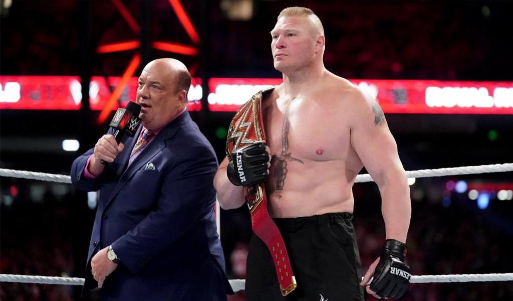 Brock Lesnar declinaría pelea contra Daniel Cormier en UFC