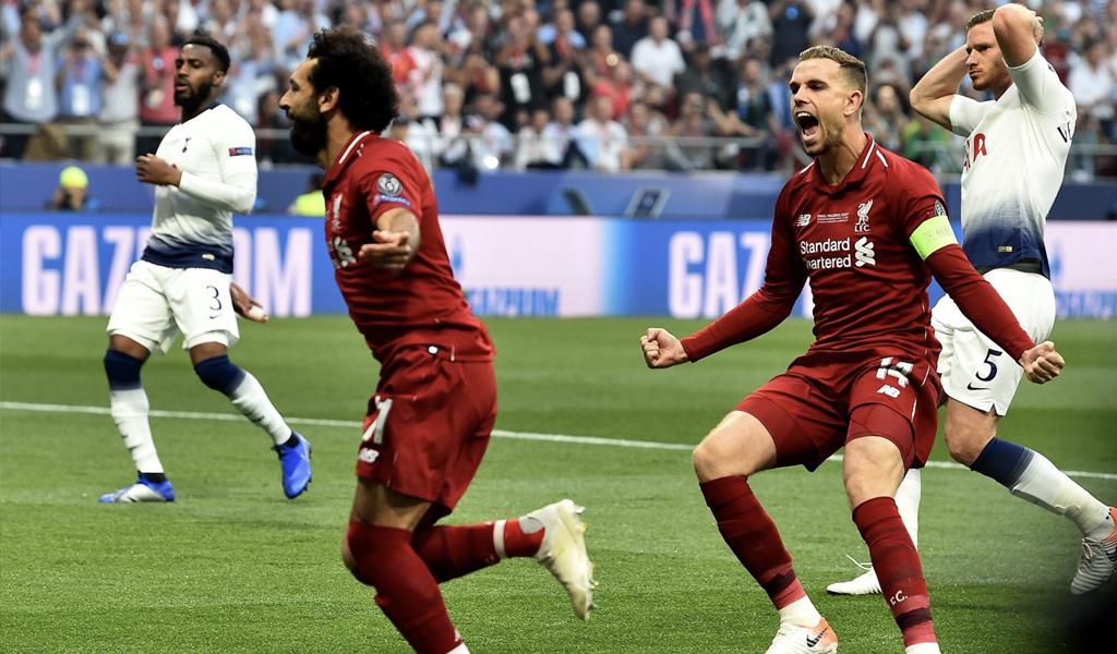 Liverpool se proclama rey de Europa
