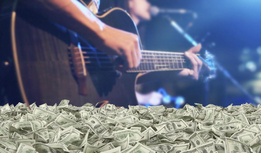 Estos son los músicos más ricos del mundo