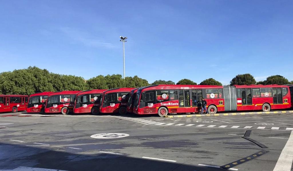 Nuevos buses de TransMilenio empiezan a circular este domingo
