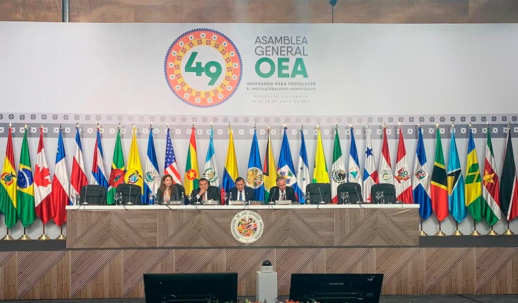 Las derrotas de Iván Duque y EE. UU. en la OEA
