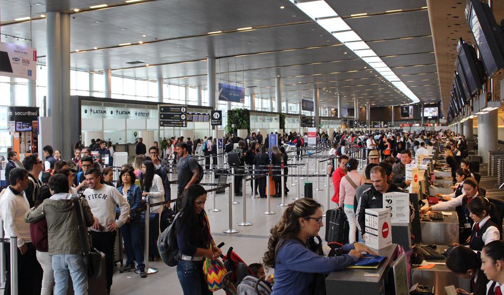 Aumentan pasajeros en vuelos Bogotá-Villavicencio