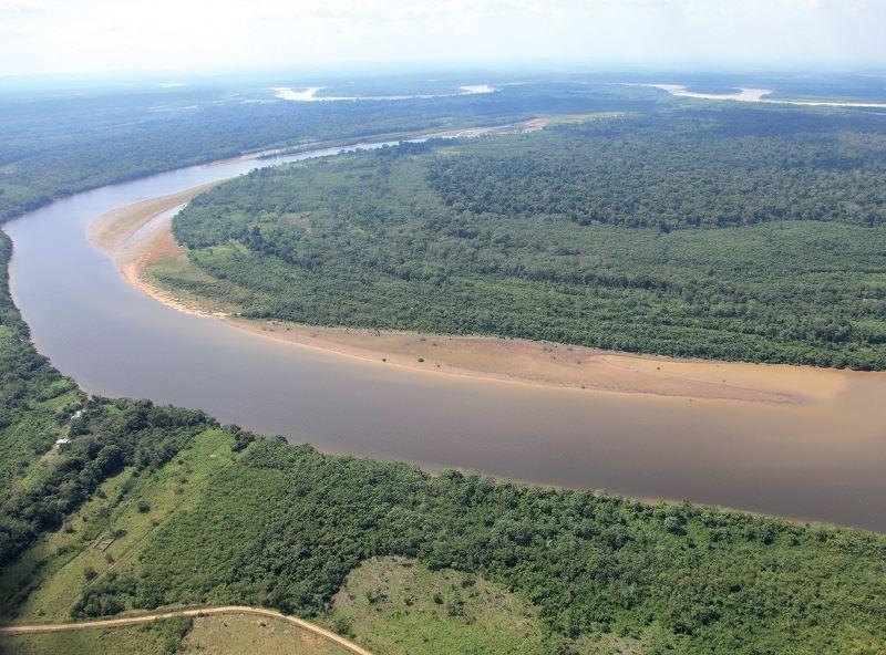 Alerta Roja por aumento del caudal del Río Guaviare