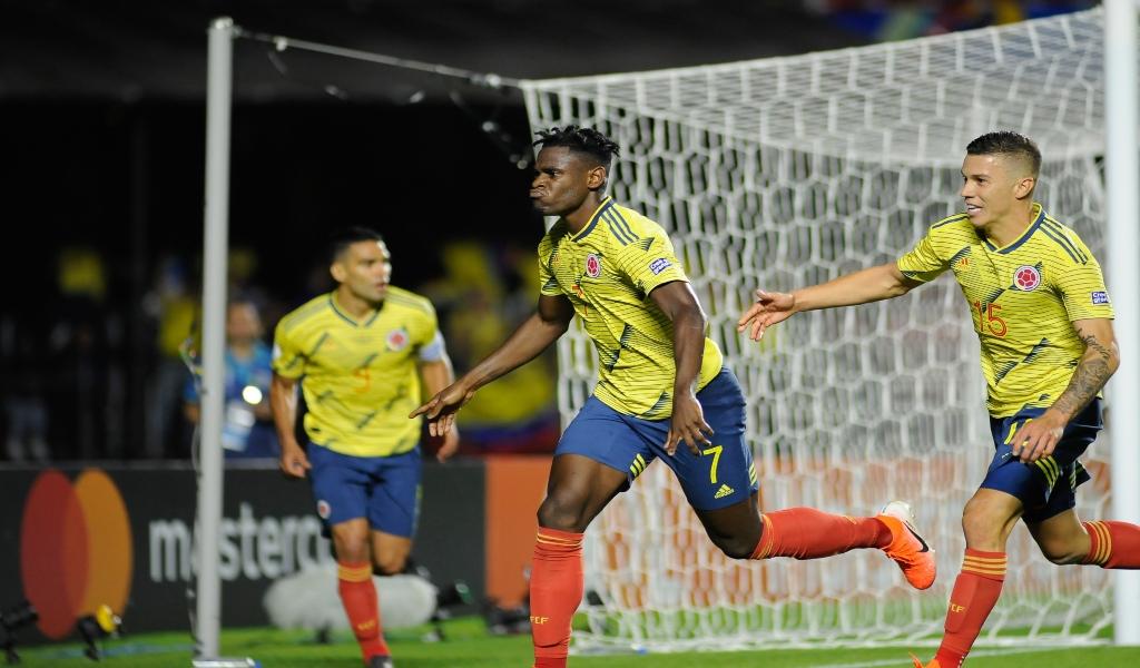 ¿A qué hora juega Colombia vs Paraguay?