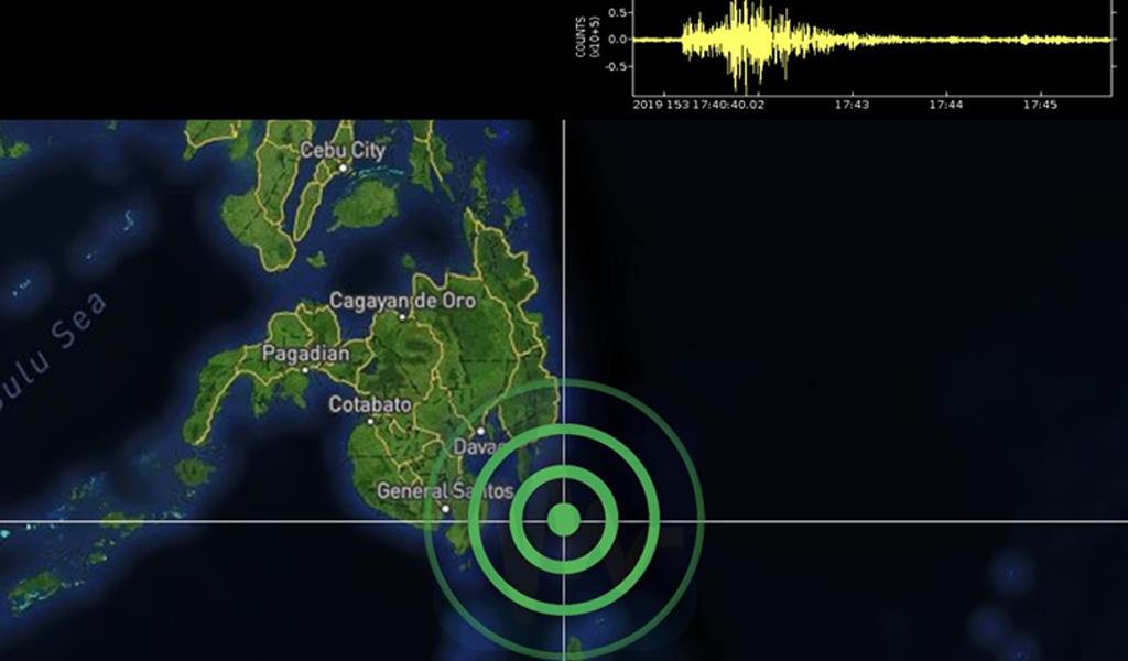 Terremoto golpea a Indonesia