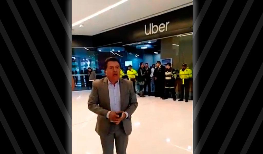 Taxistas amenazan con bloquear Bogotá