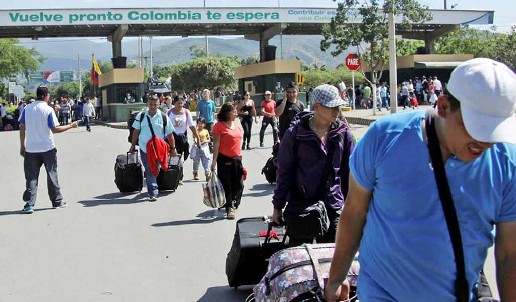 Venezuela rechaza cifras de migración de Acnur