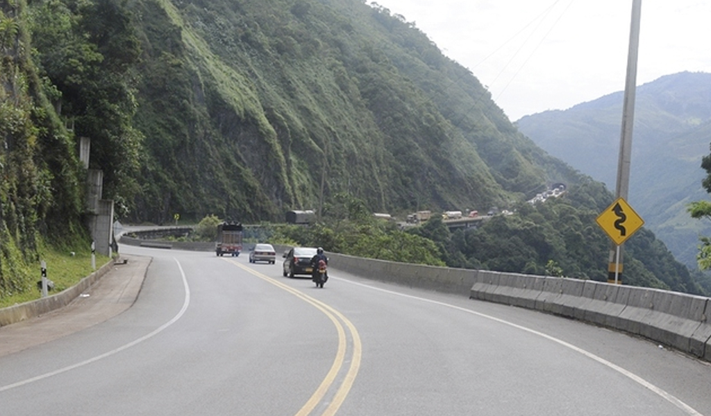 Villavicencio, vía, Gobierno, Colombia, crisis, medidas, cierre vía al llano, estado vía al llano
