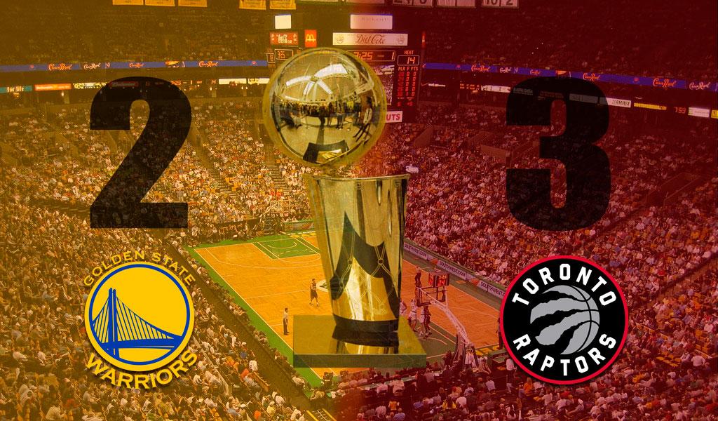 Toronto Raptors, Golden State Warriors