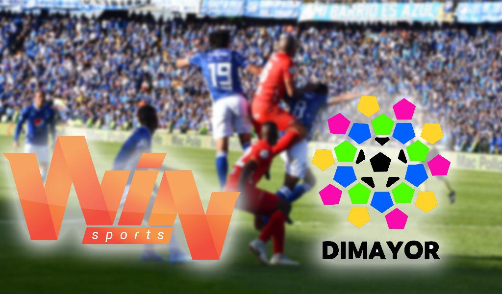 Colombia tendrá canal de fútbol profesional